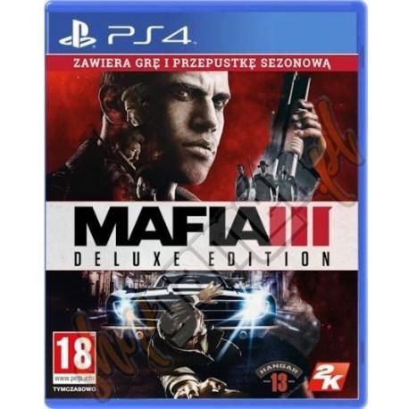 Mafia III DELUXE EDITION PL (nowa)
