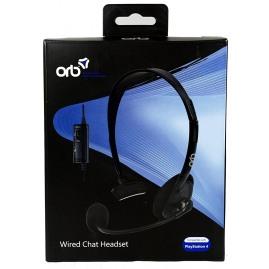 Headset do PS4 przewodowy ORB (nowy)