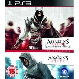 Assassin's Creed I & II (używana)