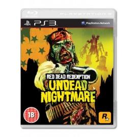 Red Dead Redemption: Undead Nightmare (używana)