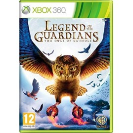 Legend of the Guardians The Owls of Ga'Hoole (używana)