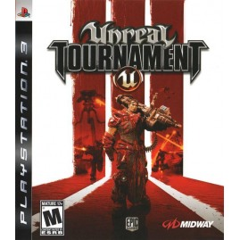 Unreal Tournament III (używana)