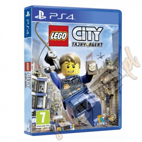 LEGO City Tajny Agent