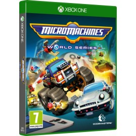 MICRO MACHINES: WORLD SERIES (nowa)