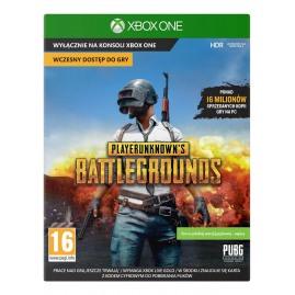 PlayerUnknown's Battlegrounds PL (nowa)