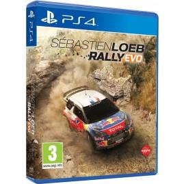 Sebastien Loeb Rally Evo PL (używana)