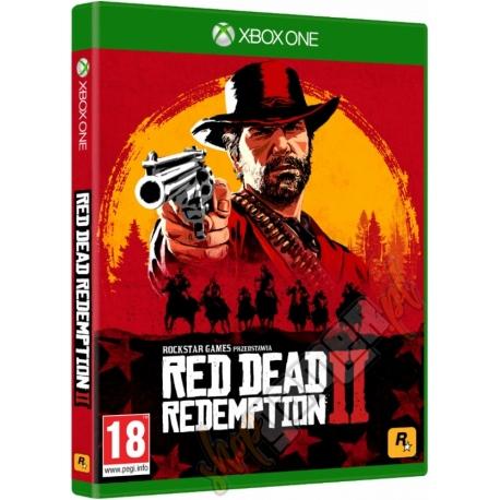 Red Dead Redemption II PL (PREORDER - Premiera 26.10.2018)