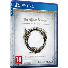 The Elder Scrolls Online: Tamriel Unlimited (używana)