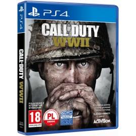Call of Duty WWII PL (używana)