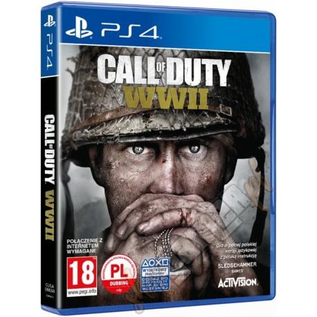 Call of Duty: WWII (używana)