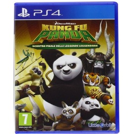 Kung Fu Panda: Showdown of Legendary Legends (używana)