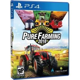 Pure Farming 2018 PL (używana)
