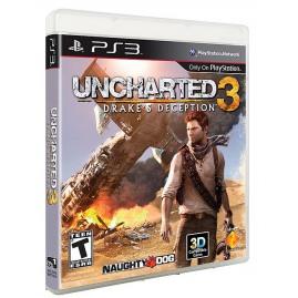 Uncharted 3: Oszustwo Drake'a PL (używana)