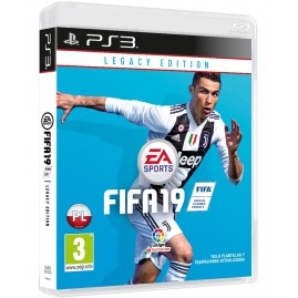 FIFA 19 Edycja Legacy PL (nowa)