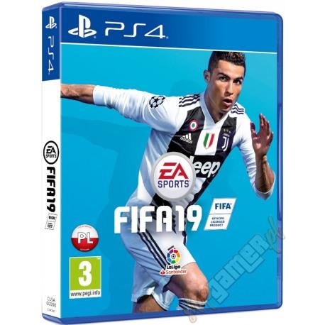 FIFA 19 PL (PREORDER - Premiera 28.09.2018)