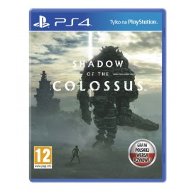 Shadow of the Colossus PL (używana)