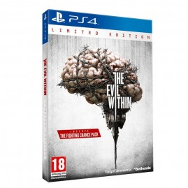 The Evil Within Limited Edition (używana)