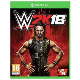 WWE 2k18 (używana)