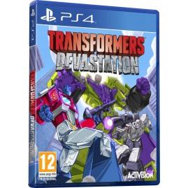Transformers: Devastation (używana)