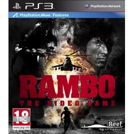 Rambo: The Video Game (używana)
