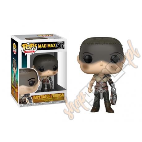 Mad Max Figurka Furiosa FUNKO POP! VINYL