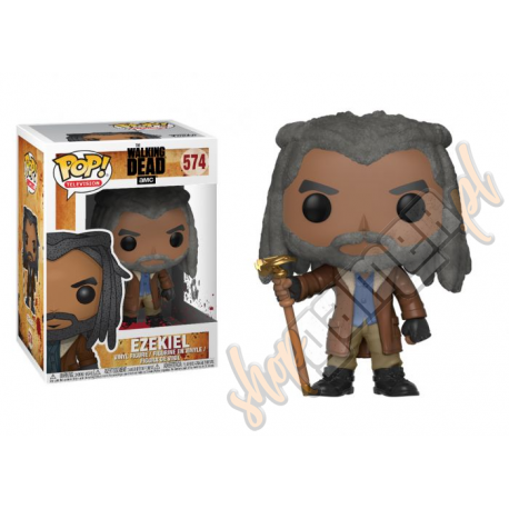 The Walking Dead Figurka Ezekiel FUNKO POP! VINYL