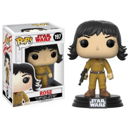 Gwiezdne Wojny: Ostatni Jedi Figurka Rose FUNKO POP! VINYL