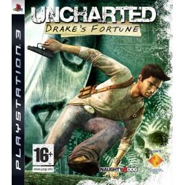 Uncharted: Drake's Fortune (używana)