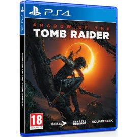 Shadow Of The Tomb Raider PL (używana)