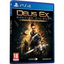 Deus Ex Rozłam Ludzkości PL (używana)