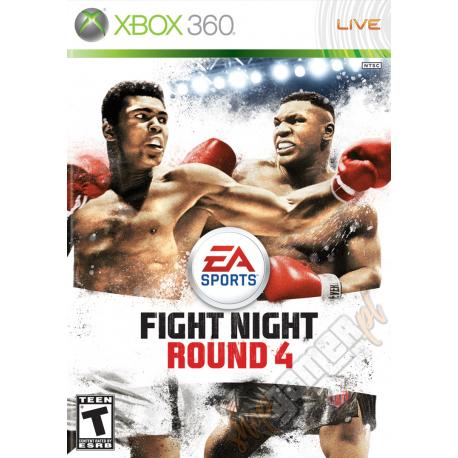 Fight Night Round 4 (używana)