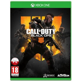 Call Of Duty Black Ops IIII PL (używana)