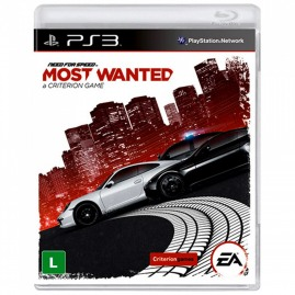 Need for Speed: Most Wanted (używana)