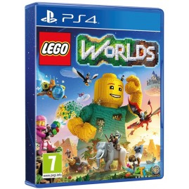 LEGO Worlds ANG (używana)