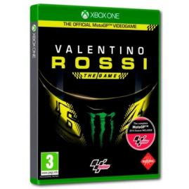 VALENTINO ROSSI THE GAME MOTO GP (nowa)