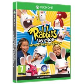 Rabbids Invasion PL (nowa)