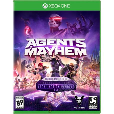 Agents of Mayhem (nowa)