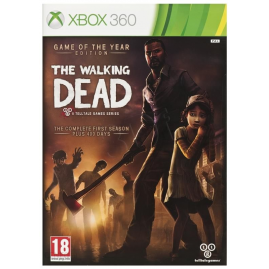 The Walking Dead GOTY Sezon 1 (używana)