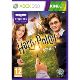 Harry Potter for Kinect (używana)