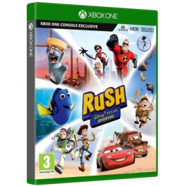 Rush A Disney Pixar Adventure PL (nowa)