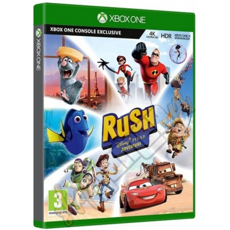 Kinect Rush PL (nowa)
