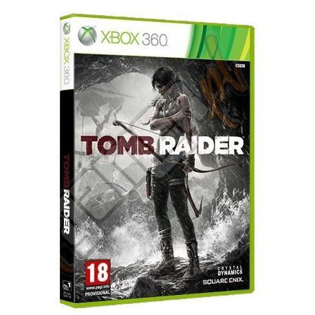 Tomb Raider (uzywana)