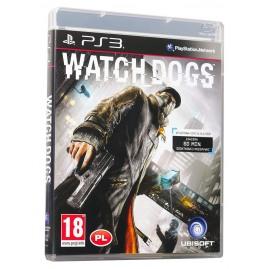Watch Dogs PL (używana)