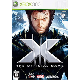 X-Men The Official Game (używana)
