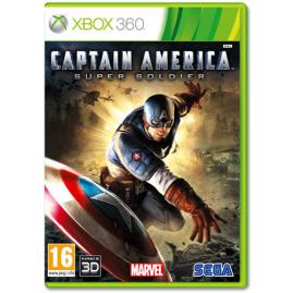 Captain America: Super Soldier (używana)