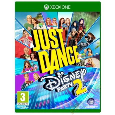 Just Dance Disney Party 2 (używana)