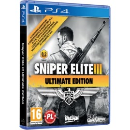 Sniper Elite III ULTIMATE EDITION PL (nowa)