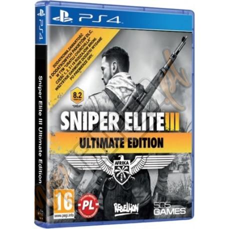 Sniper Elite III (używana)