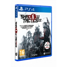 SHADOW TACTICS: BLADES OF THE SHOGUN PL (nowa)