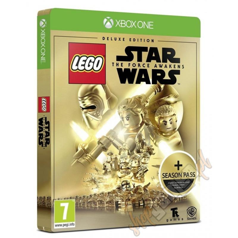 Lego Gwiezdne Wojny Przebudzenie Mocy Edycja Specjalna Pl Nowa